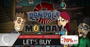 Acheter une clé Randal's Monday