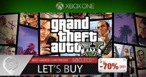 Activer GTA V sur PC et Xbox One