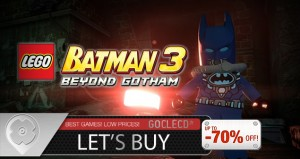 Activer Lego Batman 3 Beyond Gotham sur Steam