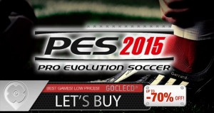 Activer Pro Evolution Soccer 2015