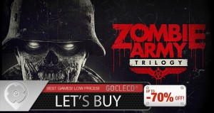 Activer Zombie Army Trilogy