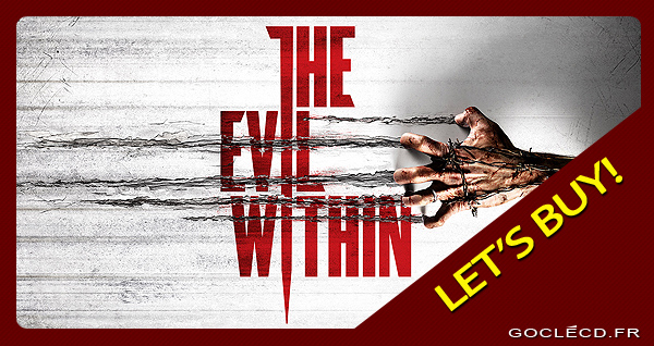Activer une clé cd The Evils Within