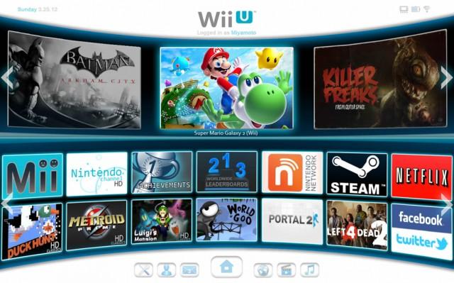 Activer une cle sur Wii U