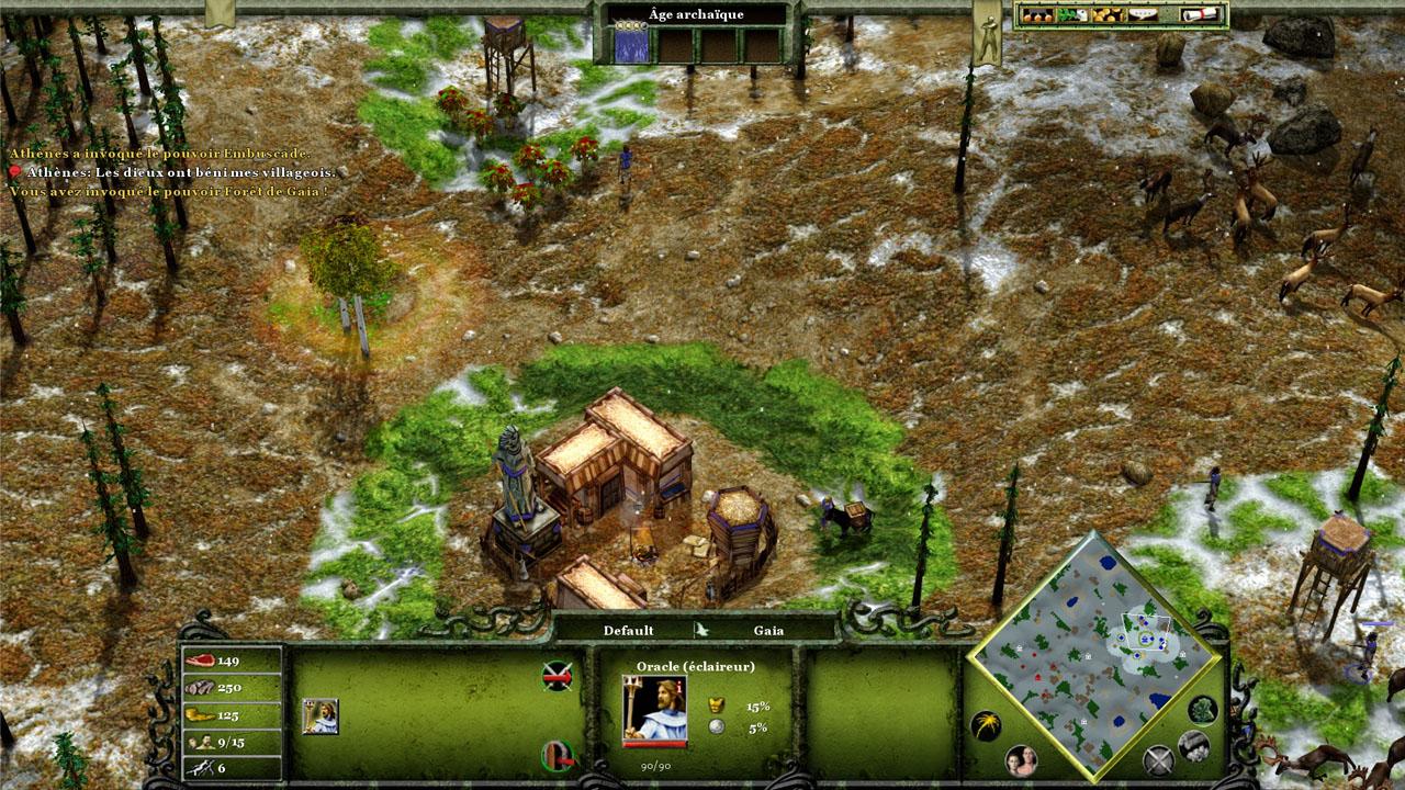 Salut tout le monde, aujourd'hui on se retrouve pour un crack sur le jeu Age of Empire 3 Complete Collection, sorti le 15 septembre 2009 DESCRIPTION