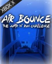 Air Bounce The Jump n Run Challenge