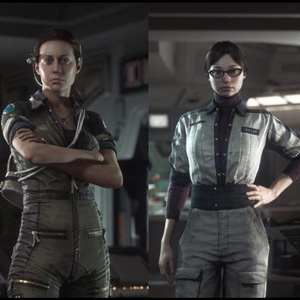 Alien Isolation Xbox One Personnage