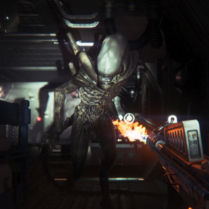 Alien Isolation Xbox One Gameplay
