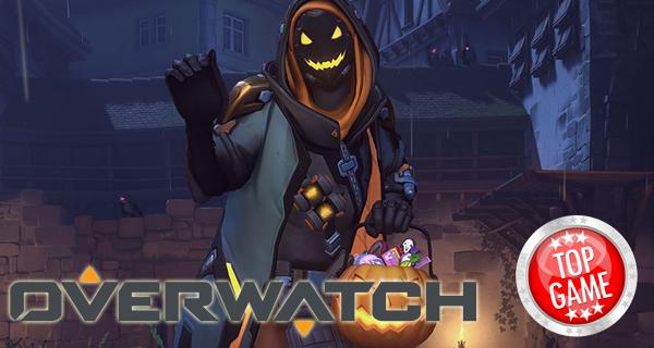 Ana Overwatch Halloween
