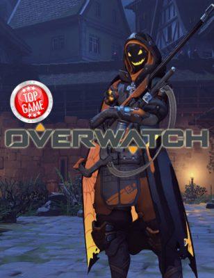 À voir : Ana comble ses ennemis de cadeaux d'Halloween dans Overwatch