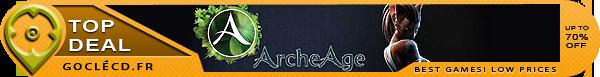 ArcheAge pas cher