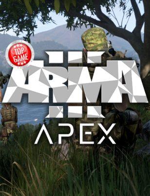 Arma 3 Apex présente une nouvelle carte, de nouvelles armes, de nouveaux véhicules, et plus encore !