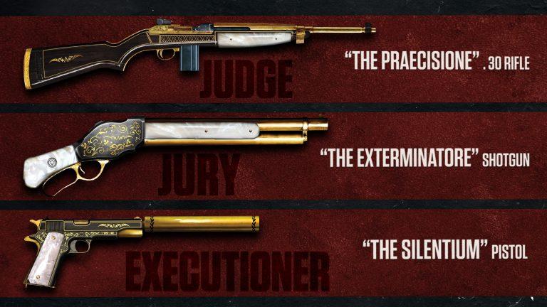 Armes Mafia 3