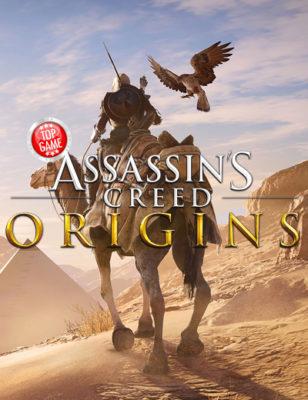 L'aigle Senu d'Assassin's Creed Origins est plus qu'un simple outil d'exploration