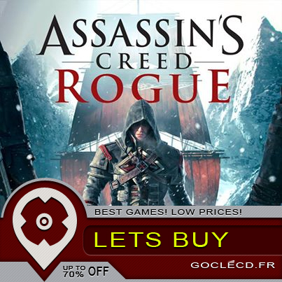 Comment acheter et activer Assassin's Creed Rogue sur Uplay