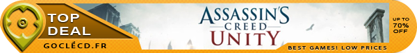 Assassin's Creed unity pas cher
