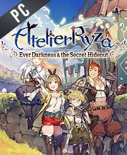 Atelier Ryza Ever Darkness & the Secret Hideout
