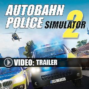 Acheter Autobahn Police Simulator 2 Clé Cd Comparateur Prix