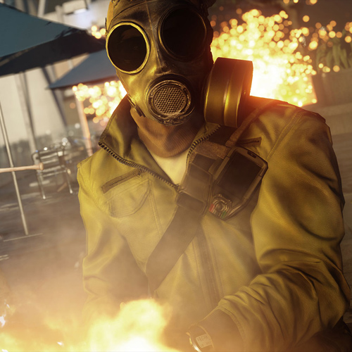 Battlefield Hardline Mode Argent sale
