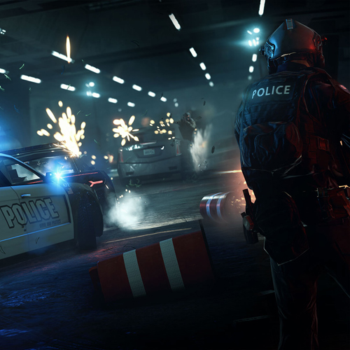 Battlefield Hardline Mode Team Deathmatch
