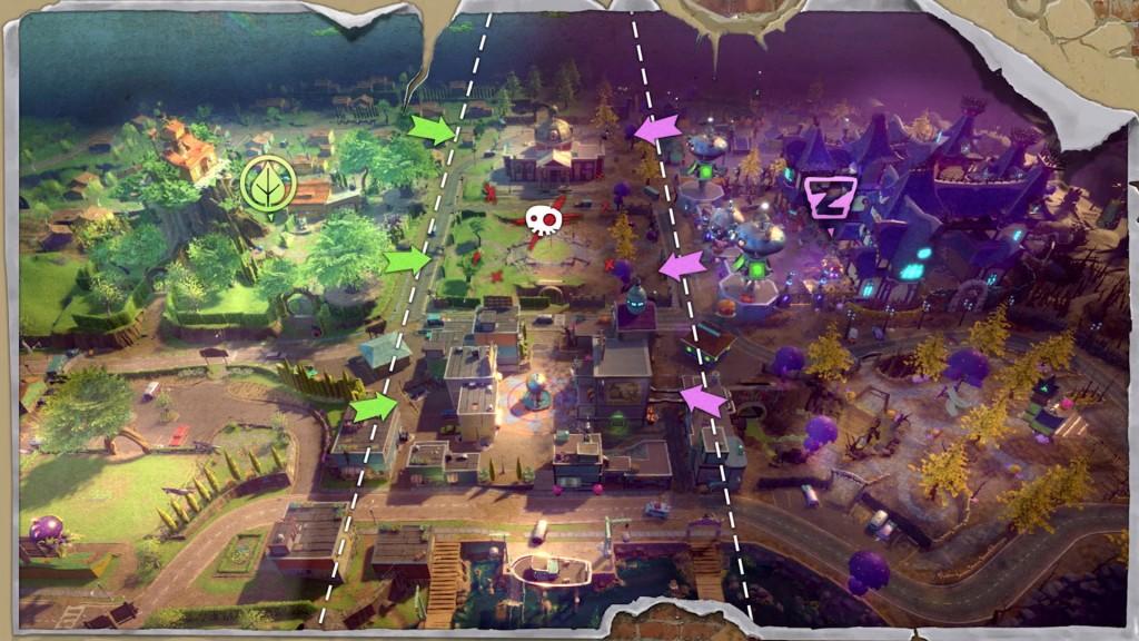 Plants Vs Zombies Backyard Battleground