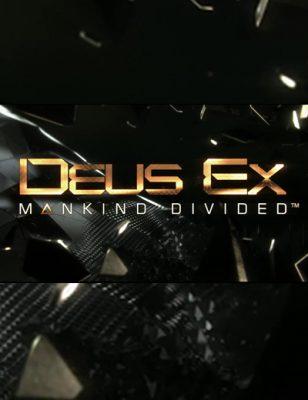 Bande-annonce de Deus Ex Mankind Divided