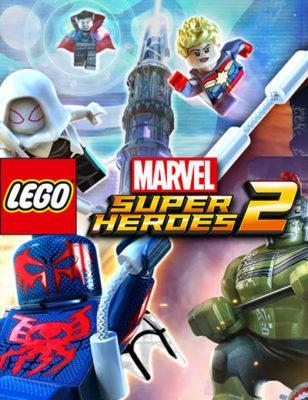 Bande-annonce de l'histoire de Lego Marvel Super Heroes 2 : les héros unis contre Kang