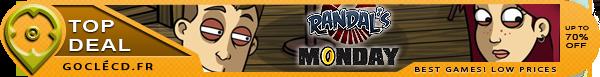 Randal's Monday pas cher