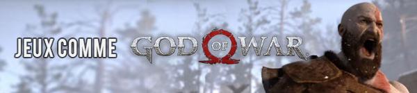 Jeux du même genre que God of War