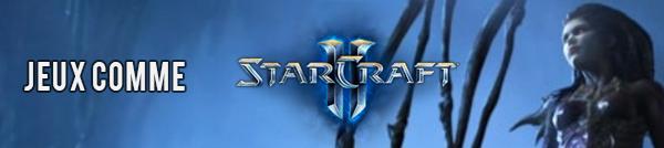 Jeux du même genre que Starcraft 2