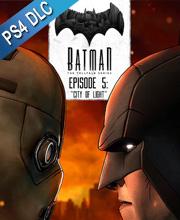 Batman The Telltale Series Episode 5 City of Light