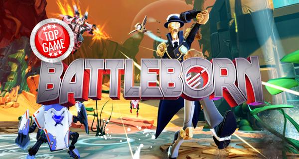 Battleborn avis positifs