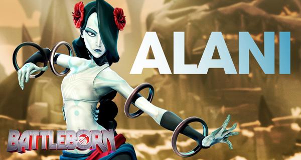 Battleborn Alani et Double XP