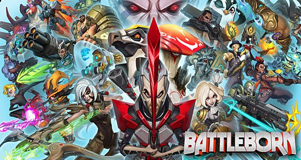 Battleborn caractéristiques du jeu