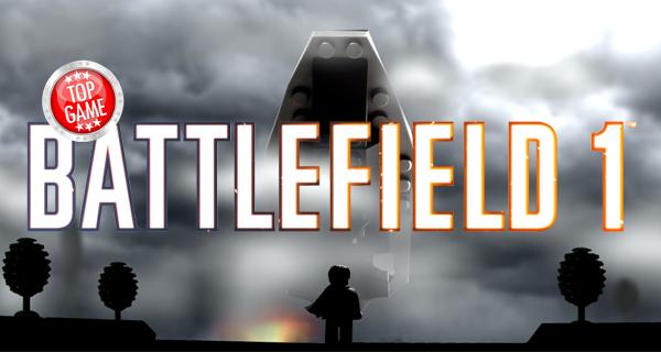 Battlefield 1 en lego