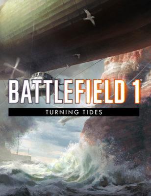 Le calendrier de sortie de l'extension Turning Tides de Battlefield 1 est annoncé