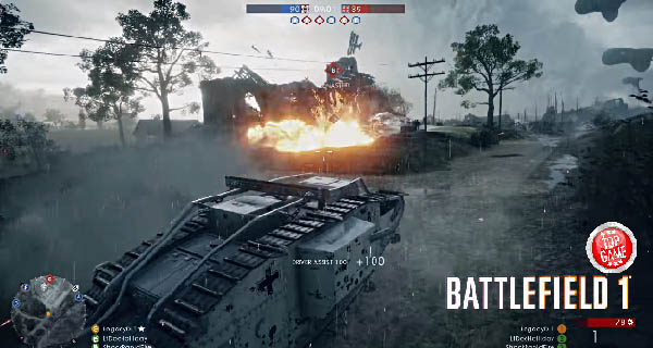 Battlefield 1 Gameplay Series Cover