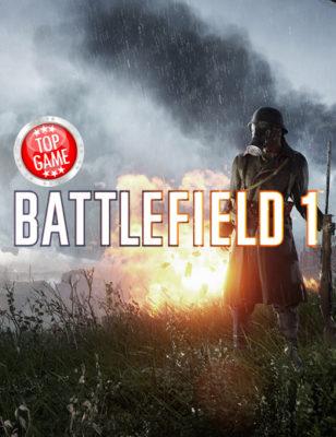 Battlefield 1 est le jeu le plus vendu d'octobre 2016 !