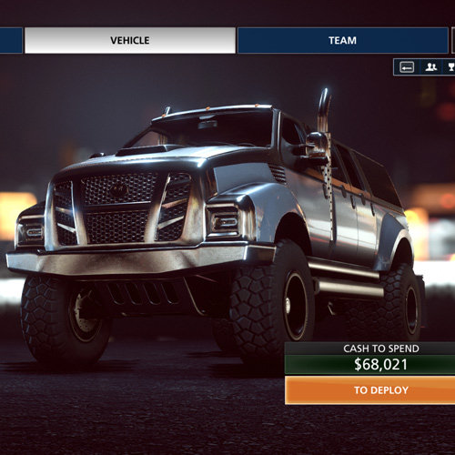 Battlefield Hardline PS4 Vehicule des Criminels