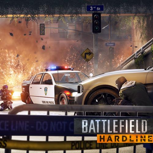 Le champs de bataille de Battlefield Hardline