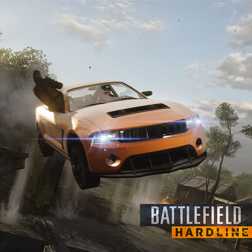 Battlefield Hardline Poursuite Screenshot