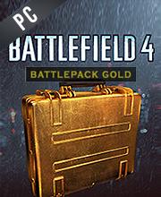 Battlefield 4 BattlePack Gold
