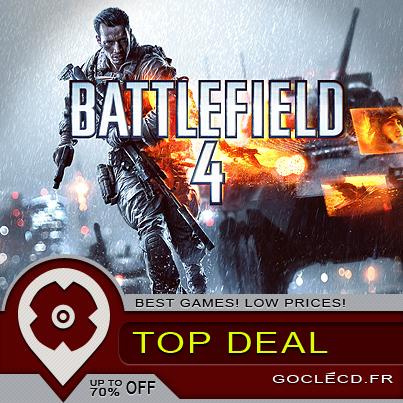 Battlefield 4: la fin du jeu.