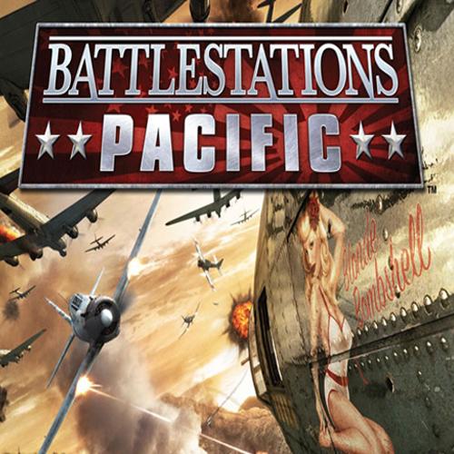 Acheter Battlestations Pacific Clé CD Comparateur Prix