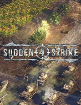 Le Test Bêta de Sudden Strike 4 sur Steam est maintenant accessible.