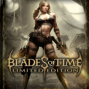 Acheter Blades of Time Limited Edition Clé CD Comparateur Prix