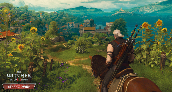 The Witcher 3 New Region