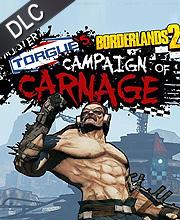 Borderlands 2 le Carnage Sanglant de M Torgue
