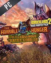 Borderlands 2 Headhunter 2 Wattle Gobbler