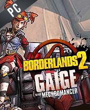 Borderlands 2 Mecromancienne
