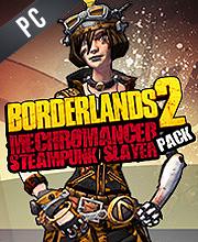 Borderlands 2 Mechromancer Steampunk Slayer